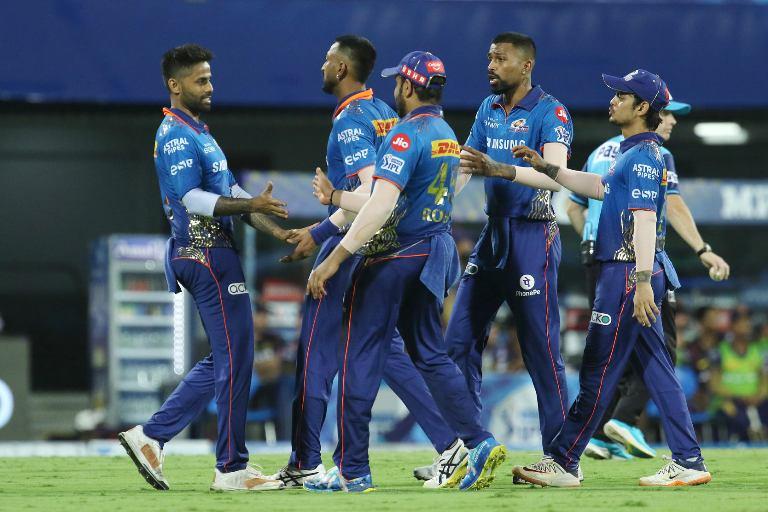IPL 2021: Mumbai defeats Kolkata by 10 runs