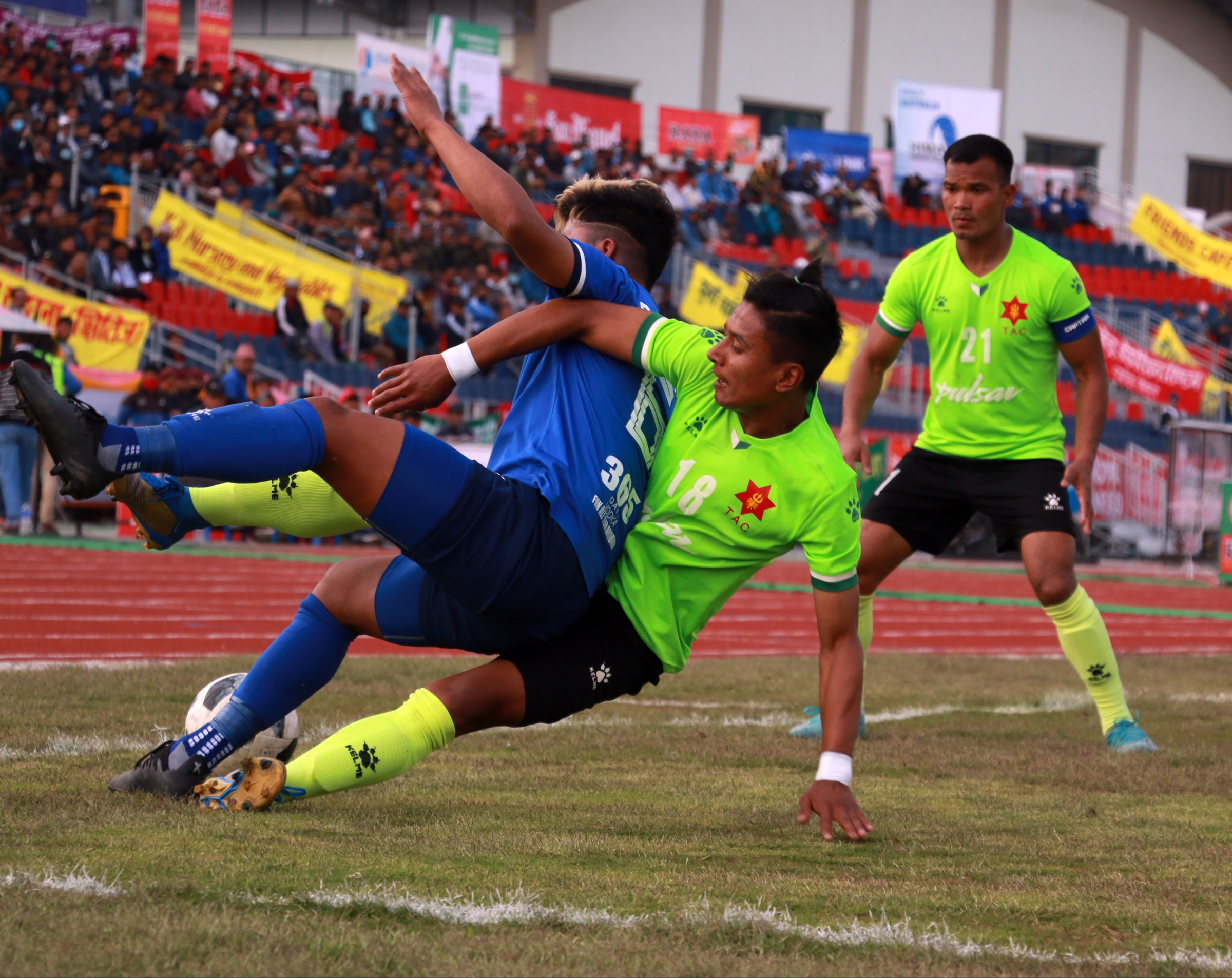 Aaha Rara Gold Cup: Sankata facing African Roots in final today