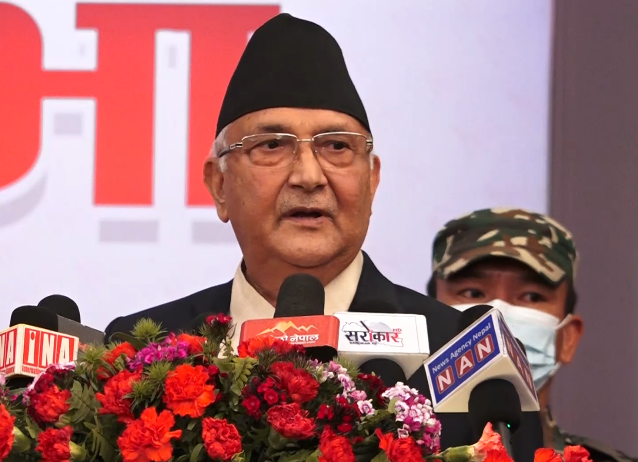 Govt will not go for lockdown as far as possible: PM Oli