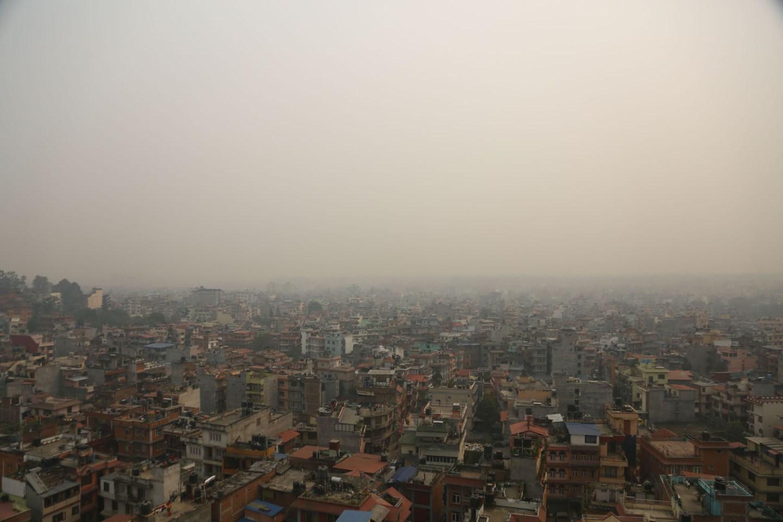 Kathmandu Valley tops global pollution chart yet again
